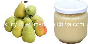 Pear Puree with High Quality