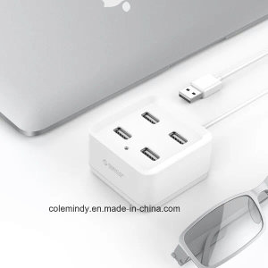 USB 2.0 Hub with 4port, Mini USB Hub