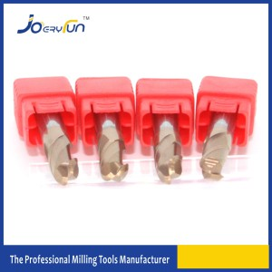 HRC55 Carbide Round Ball Milling Cutter for Stainless Steel