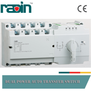 3 Pole Automatic Transfer Switch (RDS3-250B) ATS