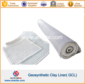 Bentonite Mat Geosynthetic Clay Liner Gcl