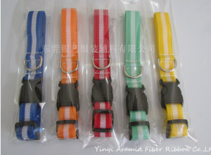 Factory Wholesale Dog Collar Pet Products Webbing
