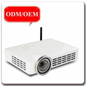 300 Inches OEM Home Theater Movie Android DLP LED Projector
