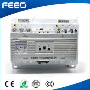 High Quality Double Powe 400V 3p Changeover Switch