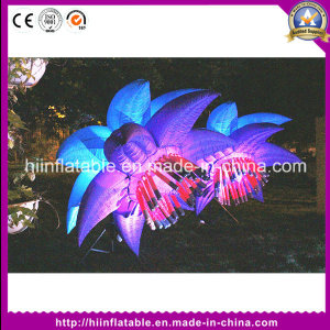 Outdoor Party Event Decoration Inflatable Balloon Flower