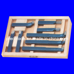 Carbide Tipped Turning Tool Set for Lathe