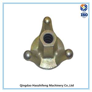 Sand Casting Iron Formwork Anchor Wing Nut