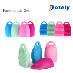 Skin Care Brush Set for Face Cleansing