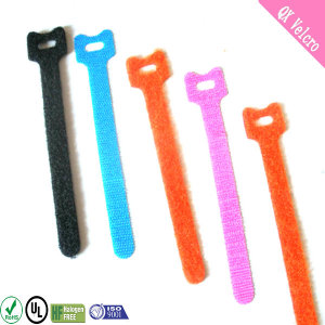 Heat Resistance Nylon Hook & Loop Fastener with Buckle
