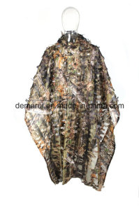 Wargame Shooting 3D Leafty Ghillie Suit