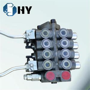 65L/min Hydraulic Spool Valve for Auto Tipping Truck Double Acting