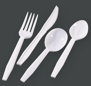 Popular Plastic Disposable Cutlery Set Knife 3G