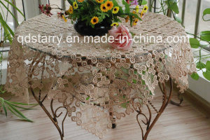St3896 Full Lace Table Cloth