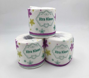 UK FDA Stand Custom Toilet Paper