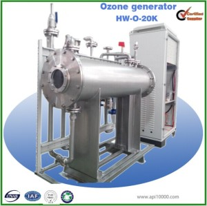 20kg/H Ozone Generator for Exhaust Air Treatment