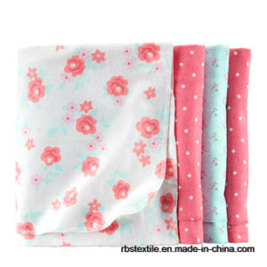 100% Cotton Nursing Cover Swaddle Towel Baby Blanket with High Quality