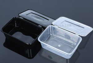 OEM Disposable Eco-Friend Plastic PP Lunch Box Food Container