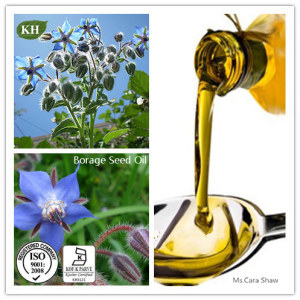 Borage Seed Oil of The Highest Quantity