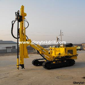 Crawler Type DTH Drill Rig for Mining