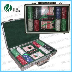 Hot Sale New Chip Case (HX-PC-111)