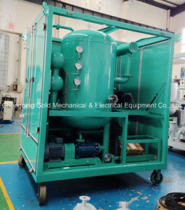 High Vacuum Oil Purifier Machine, Oil Purifier (ZJA Series)