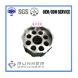 Machinery Spare Steel CNC Forged Forging CNC Machined Machining Parts