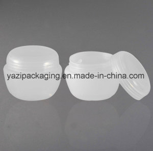 80g PP Plastic Cosmetic Jar for Skin Care Package