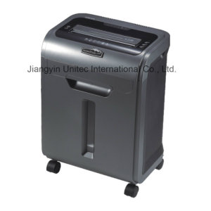 Electric Cross-Cut Paper Shredder for Office Use SD-812b