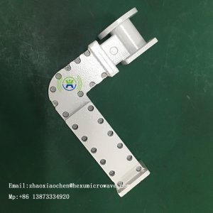 Parabolic Microwave Dish System Waveguide Duplexer