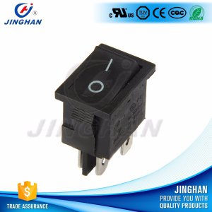 Kcd1-104 on-off 4 Pins Micro Rocker Switch T85