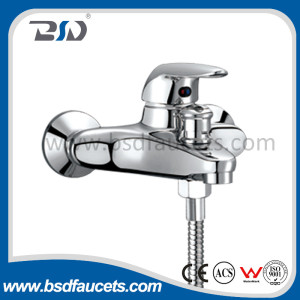 Wall Mounted Single Lever Bath Shower Mixer