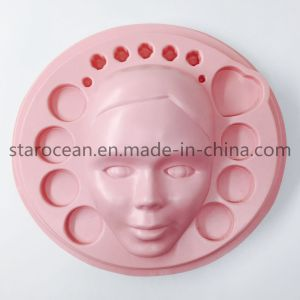 Customized Bio-Degradable Plastic Packaging PS Tray for Cosmetics