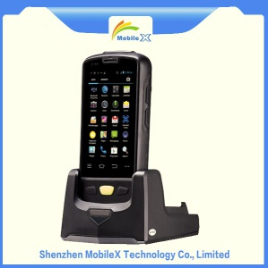 Durable Mobile Computer with Barcode Scanner, Android OS