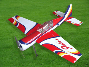 Fancy Carbon Fiber RC Airplane, Easy to Installation