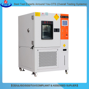 Dongguan Manufacturing Climatic Constant Temperature Humidity Chamber