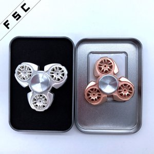 2017 New Design EDC Fidget Toy High Quality Hand Spinner