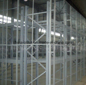 Industrial Welded Wire Mesh Partition Fence