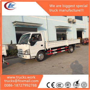 Nissan Cargo Truck Isuzu Cabstar Light Duty Truck