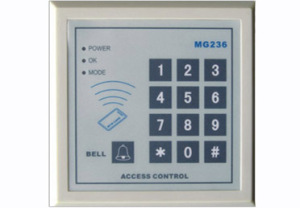 Stand-Alone Access Controller with CE (MG236B)