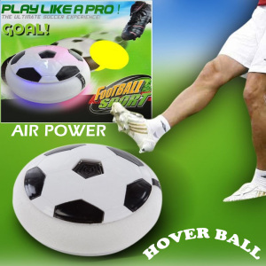 New Air Power Floating Hover Football for Novelty Kids Toy