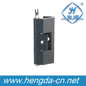 Removable Pin Concealed Hinge Spring Hinge (YH9317)