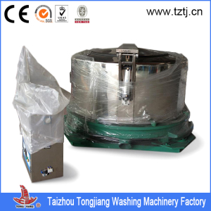 Centrifugal Dryer/ Spin Machine/Extractor with Top Cover and Frequency Inverter