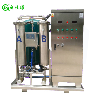 900gram Industrial Ozone Generator for Chemical Plant Tail Gas Treatment