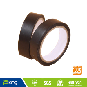 Black Color PVC Insulation Tape for Electric Wire