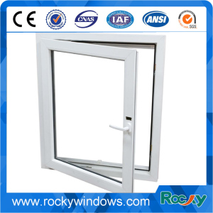 PVC Casement Window, Economic Window, Special Plastic Casement Window