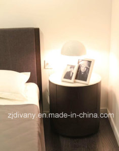 Modern Style Marble Wood Night Stand (SM-B21)