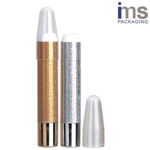 Plastic Automatic Cosmetic Pencil for Cosmetic Packaging