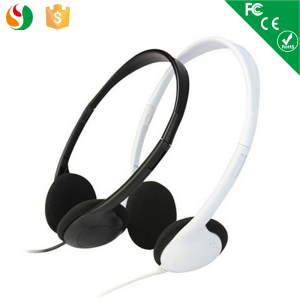 Cheap Free Sample Aviation Airline Headphones Disposable Headset Wholesale