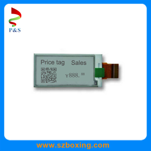 "2.13"" EPD Display and E-Paper Display for Price Tag, Stable Supply"