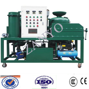600L/H High Efficiency Vacuum Cooking Oil Filtering Machine